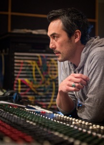 Sound engineer Joh Chi