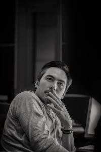 Sound engineer Jon Chi