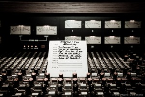 The order of the songs on our first EP, which was recorded at Third Ward Records.